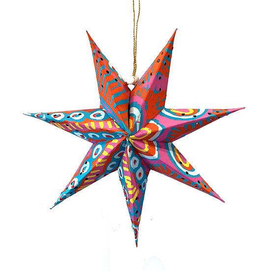 Paper Star (25cm) by Murdie Nampijinpa Morris