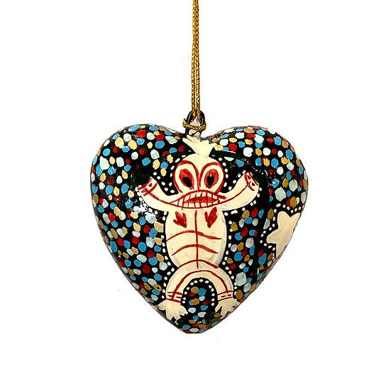 Christmas Heart by Cedric Varcoe