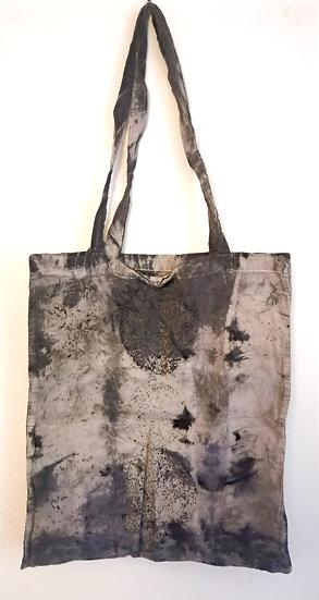 Bush Dyed Calico Bag by Sharna Wurramara