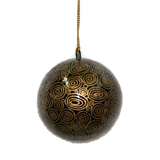 Christmas Ball by Nelly Patterson