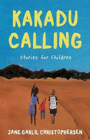 """""""Kakadu Calling"""" by  Jane Christophersen"""