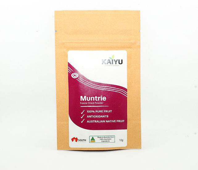 Muntrie Powder - Freeze dried 10g
