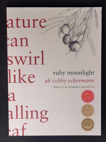 Ruby Moonlight by Ali Cobby Eckermann