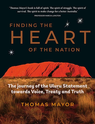 """Finding the Heart of the Nation"" By Thomas Major"