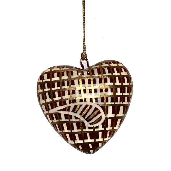 Christmas Heart by Jane Margaret Tipuamantumirri