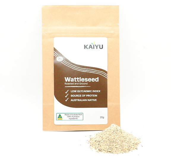 Wattle Seed - Roasted and ground 20g