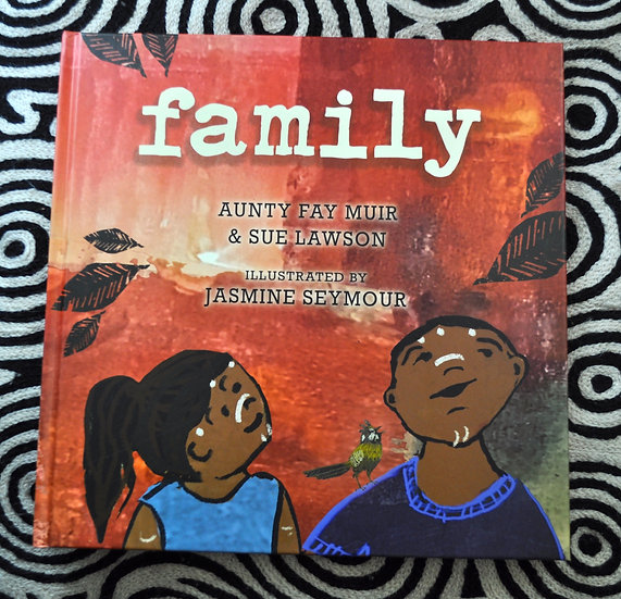 Family by Fay Stewart-Muir and Sue Lawson
