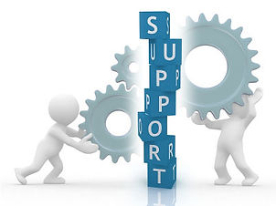 Support Gears