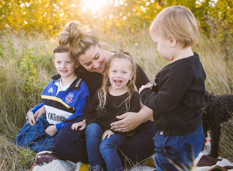 3 Tips for fall family photos + Now booking for Edmonton fall!