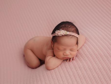 Gemma | Edmonton newborn photographer