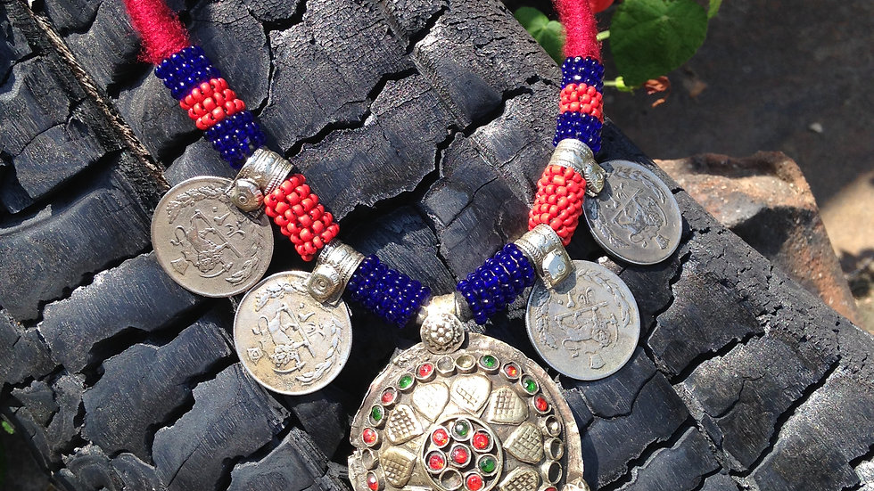 Turkish Coin Necklace