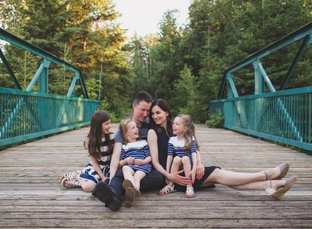 The B Family   Family Photographer Edmonton