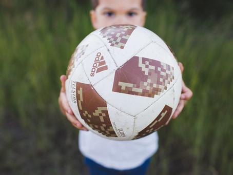Mateas & Lorenzo   Soccer and Edmonton Summer Family Photos
