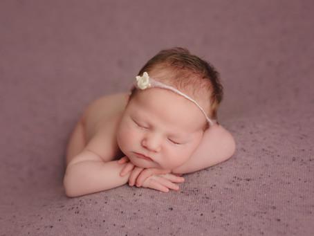 Reagan | Edmonton Newborn Photographer