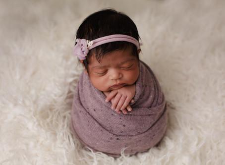 Jia   Newborn photographer in Edmonton