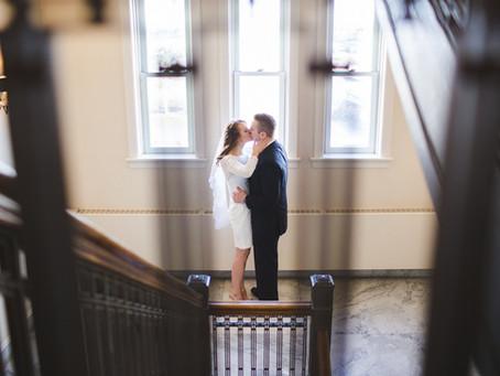 Paula & Reegan | Edmonton Wedding Photographer | Hotel MacDonald | St. Joseph's Basilica