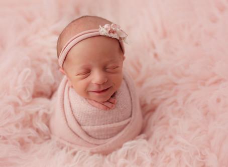 Orion - Newborn photographer Edmonton