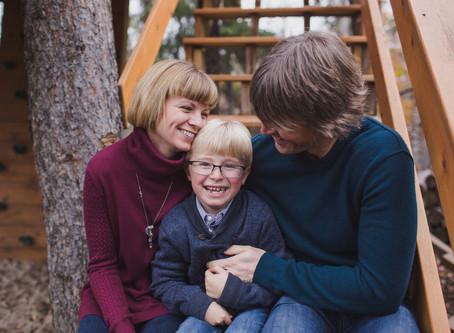 Jake   Edmonton family treehouse photos