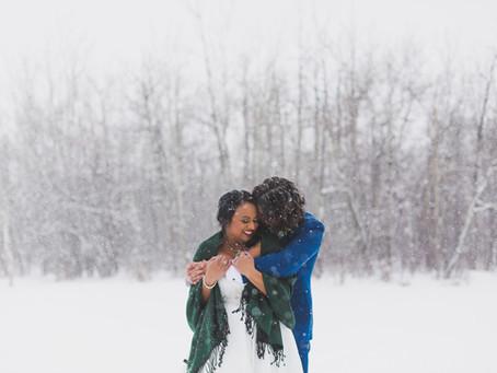 Cassandra + Ryan | Edmonton Wedding Photographer