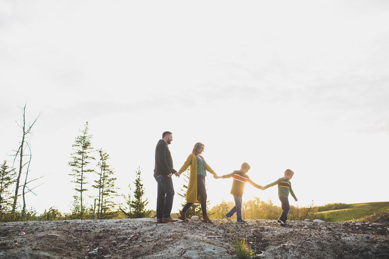 Edmonton-family-golden-light-photographe