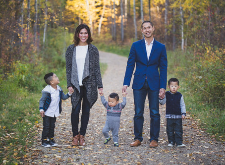 The S Family | Edmonton Photographer