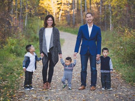 The S Family | Edmonton Photographer