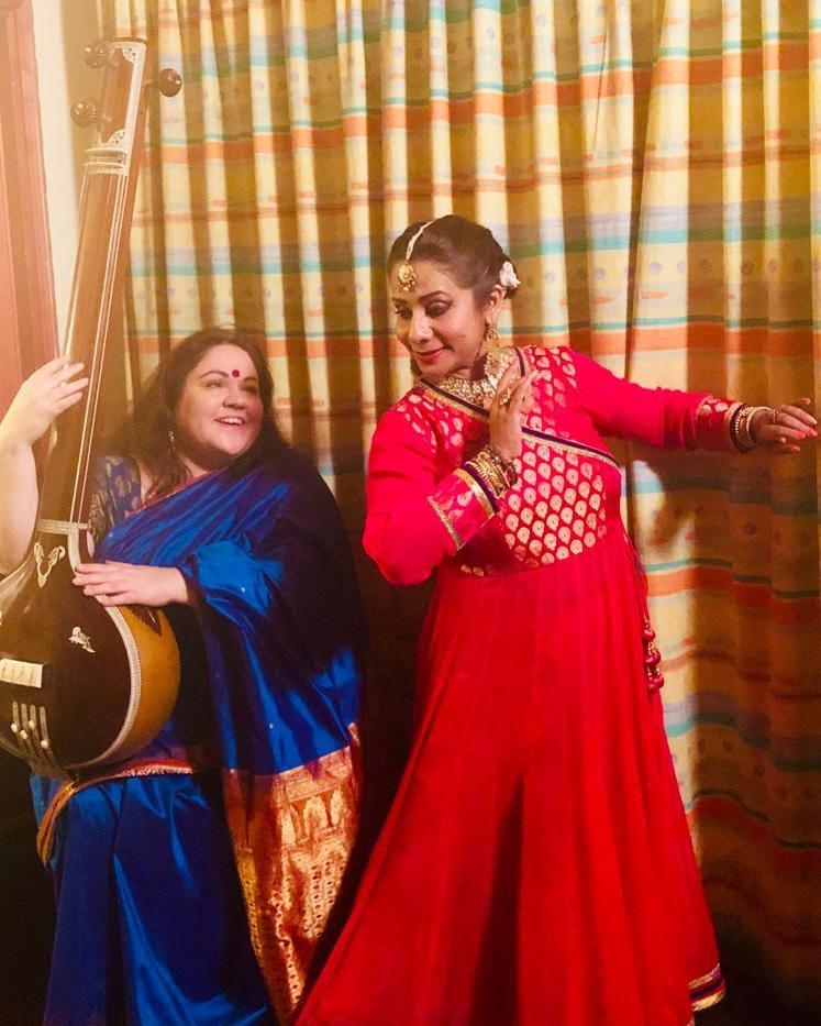 Canto e danza indiana