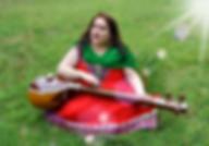 eventi di canto indiano, hini, mehndi con Marged Trumper