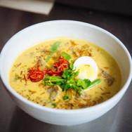 Spicy Duck Noodle Soup