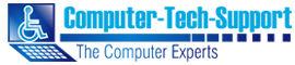 Computer-Tech-Support Logo