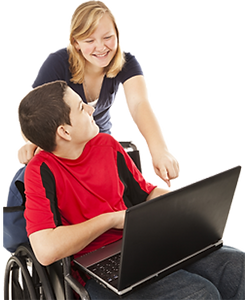Compuer-Tech-Support Disabled Computer Help
