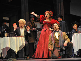 FWO Archives: Puccini's La Bohème (2013 Festival & a 72-Year Retrospective)