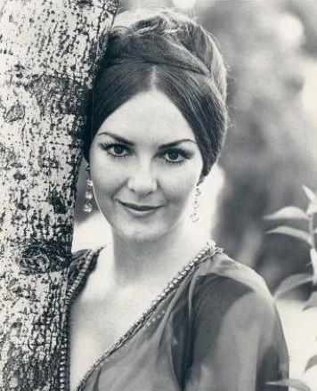 Soprano Karan Armstrong in 1974.