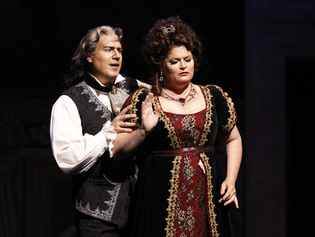 FWO Archives: Puccini's 'Tosca' (2012 Festival)