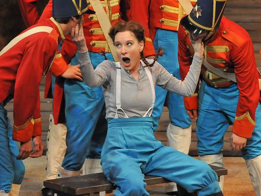 FWO Archives: Donizetti's 'Daughter of the Regiment' (2013 Festival)