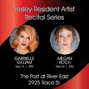 Lesley Artist Recital Series IG Graphic.
