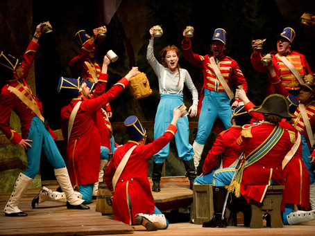 FWO Archives: Donizetti's 'Daughter of the Regiment' (2013 Festival)