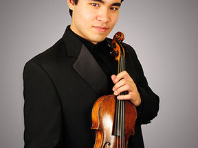 Si-Yo Artist™ Eric Silberger to Play Lam Collection Violin in Cremona
