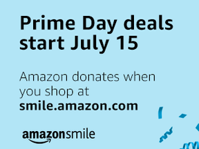 Amazon Prime Day: July 15–16