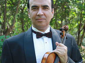 Alejandro Mendoza on Reuniting with His Violin