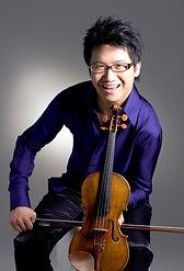 Si-Yo Artist™ Dan Zhu played the 1734 Lam ex Scotland University Stradivairius violin in 2013.