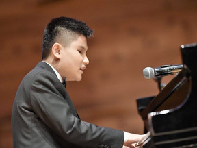 Hao Liu: Finding Love and Courage with Music