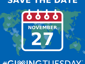 Donate for #GivingTuesday!