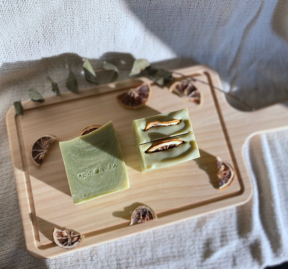 Lime Yours Vegan Soap