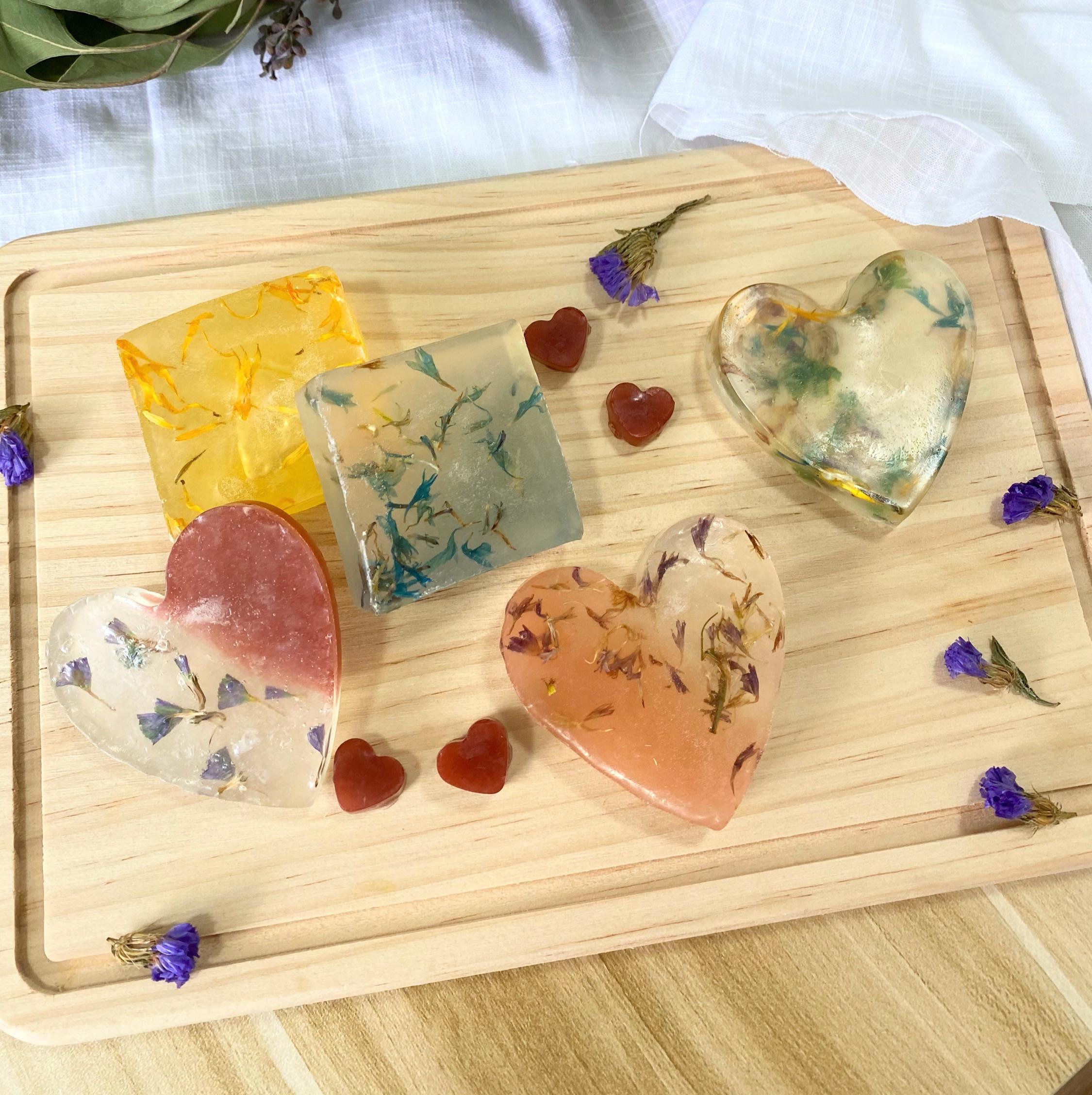 Melt & Pour Soap Workshop
