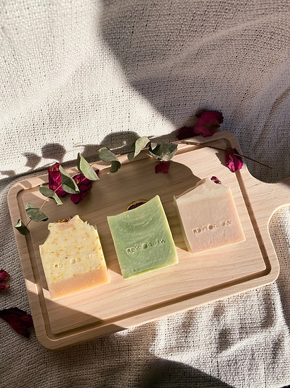 Any 3 Soap Bundle Set