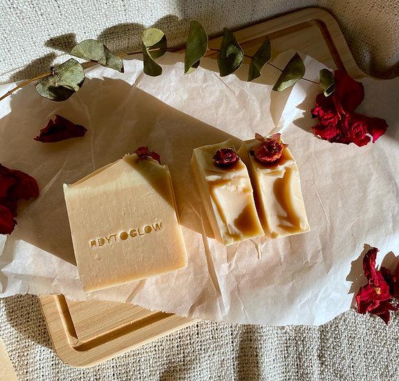 Bed of Roses Vegan Soap