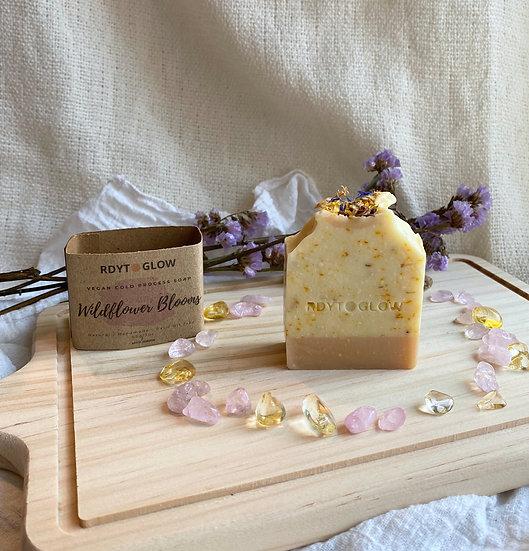 Wildflower Blooms Vegan Soap