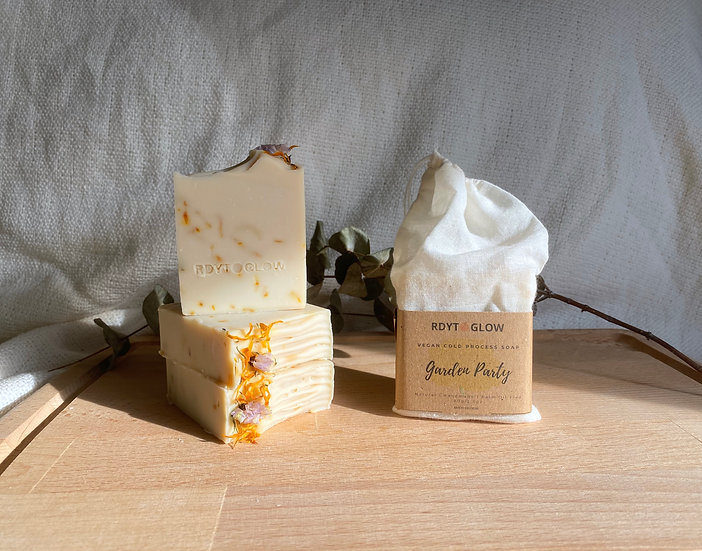 Garden Party Vegan Soap