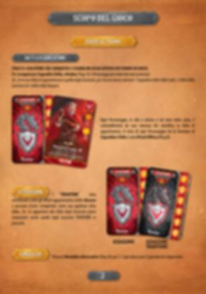 Throne | Gioco da Tavolo | I Guardiani di Kalesh - Regolamento - Scopo del Gioco